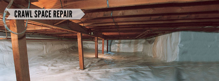 We are the Nevada and California Crawl Space Experts!